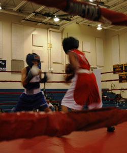 Boxing Sparings Opens in new window