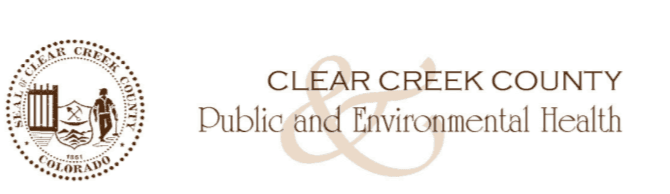 Clear Creek County Public and Environmental Health Logo